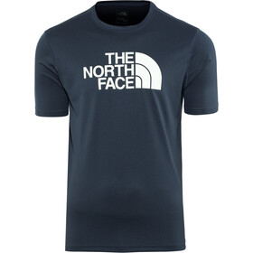 The North Face Train N Logo Flex Lyhythihainen T-paita Miehet, urban navy